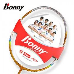 【BONNY】Classic Carbon 2012金 低風阻高爆發性甲組3U攻擊羽球拍