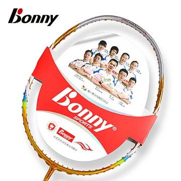 【BONNY】Classic Carbon 2012金 低風阻高爆發性3U甲組攻擊羽球拍