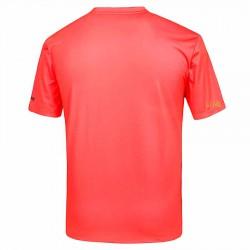 【Bonny】16012舒適透氣超特價吸濕排汗羽球服(男款)
