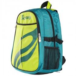 【BONNY】甲殼蟲系列檸檬黃多功能減震雙肩後背包