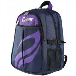 【BONNY】甲殼蟲系列藏青紫多功能減震雙肩後背包