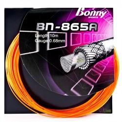 【BONNY】BN-865A控球專業羽拍線(0.68mm)
