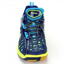 【BONNY】KPU鞋面新科技142B超輕透氣比賽級羽球鞋
