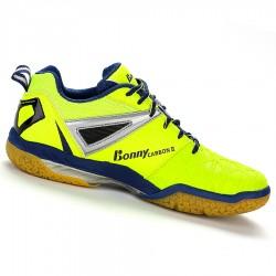 【BONNY】鞋面新科技碳裝甲613Y超輕透氣比賽級羽球鞋