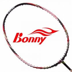【BONNY】Acceleration1500低風阻細拍框選手攻防羽球拍