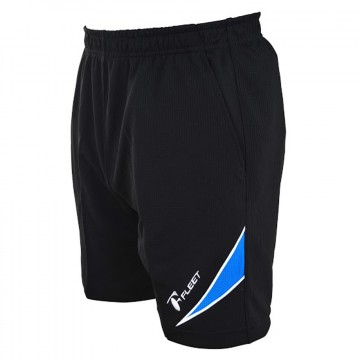 【FLEET】富力特SP-652新款長版羽球運動短褲(藍)
