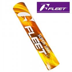 【FLEET】富力特SUPER-1000頂級比賽級羽毛球(火焰黃)