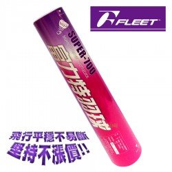 【FLEET】SUPER-700比賽級羽毛球(含稅價)