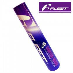 【FLEET】富力特SUPER-900特級比賽羽毛球(藍色筒)