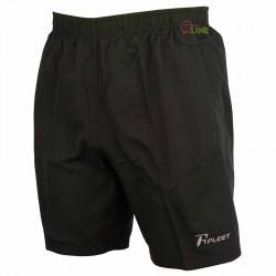 【FLEET】富力特SP-6161長版側邊透氣網層高彈潮褲