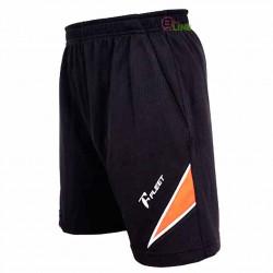 【FLEET】富力特SP-641長版羽球運動短褲(橘)