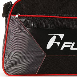 【FLEET】富力特CB-028黑紅時尚簡約12支裝矩型拍包(側背)