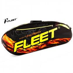 【FLEET】富力特CB-029網羽兩用12支裝火焰大拍包(雙肩背)