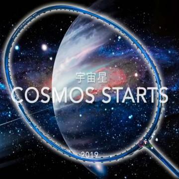【FLEET】COSMOS STARS宇宙星 持續穩定爆發攻擊力羽球拍
