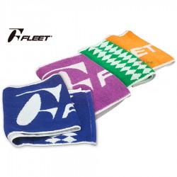 【FLEET】ST- 451 長條型100cm品牌運動毛巾(四色可選)