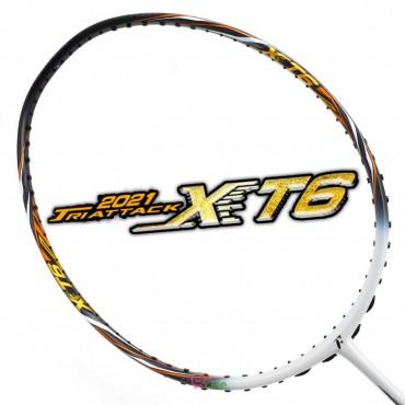 【FLEET】Triattack X-T6 保有速度與操控強化攻擊威力羽球拍