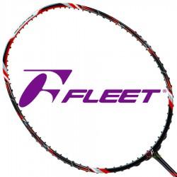 【FLEET】富力特ENDLESS無盡系列超殺CP值4U紅全能型羽球拍