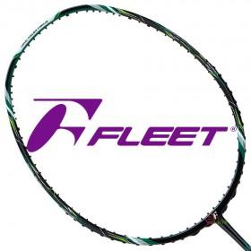 【FLEET】富力特ENDLESS無盡系列超殺CP值5U綠全能型羽球拍