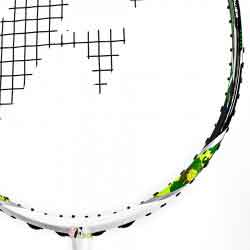 【FLEET】富力特LINK-503破風拍框迷彩綠4U穿線羽球拍
