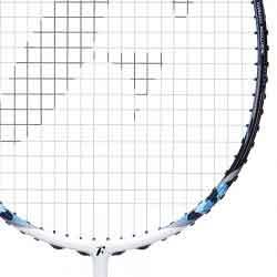 【FLEET】富力特LINK-505破風拍框迷彩藍4U穿線羽球拍