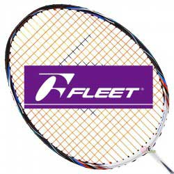 【FLEET】TRIOTEC T6III三代平抽搓小球更穩定更準確全功能羽球拍