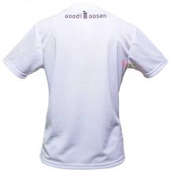 【GOSEN】GT-9205白 クールプラス機能纖維中性排汗T