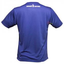 【GOSEN】GT-9404深藍 クールプラス機能纖維中性排汗T