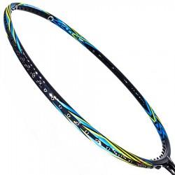 【GOSEN】Mira Drive藍極度輕量66g頭重7U攻擊羽球拍