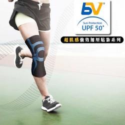 【BodyVine】束健超肌感貼紮強效加壓護膝