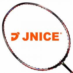 【JNICE】Ultra Aero鋒速11 曲速引擎抗風阻4U攻擊羽球拍