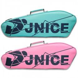 【JNICE】BAG-991粉紅粉綠 果凍二支裝單肩拍袋