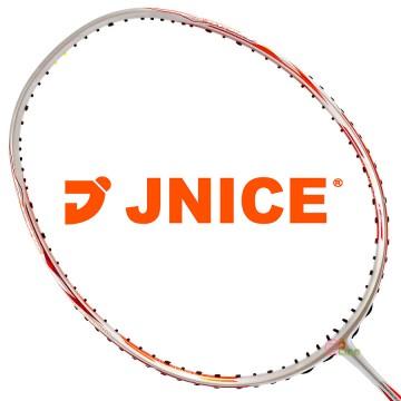 【JNICE】DUPLEX無雙7男神 攻擊與防守完美結合4U雙面導流羽球拍