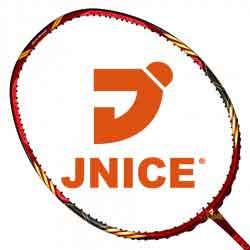 【JNICE】久奈司王者奧丁ODIN9000刀鋒六角低風阻3U甲組選手羽球拍