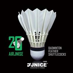 【JNICE】久奈司AIRJNISE-20實用級羽毛球