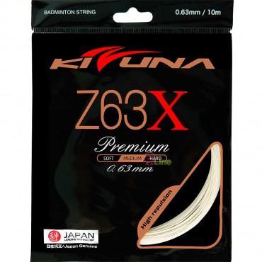 【KIZUNA】Z63 X version 強彈熱帶神線羽球線(0.63mm)