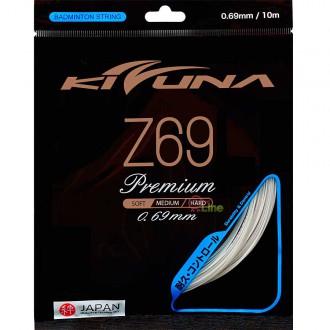 【KIZUNA】Z69 Premium 耐久控制羽球線(0.69mm)