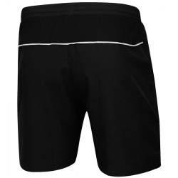 【LI-NING】AAPM014-1黑專業羽球兒童比賽短褲