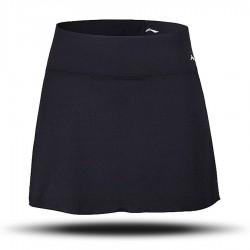 【LI-NING】李寧ASKL114-2排汗透氣緊身超服貼褲裙