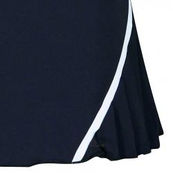 【LI-NING】李寧ASKN022-2黑排汗透氣專業羽球褲裙