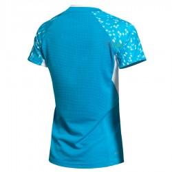 【LI-NING】李寧AAYK052-4專業羽球比賽服亮光藍(女款)