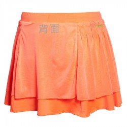 【LI-NING】李寧ASKK142-1國家隊雙裙擺羽球褲裙