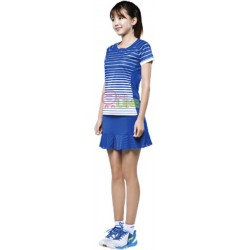 【LI-NING】李寧ASKL042-8吸濕排汗夢幻藍比賽級褲裙