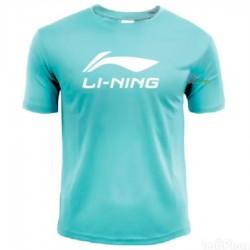 【LI-NING】AAYZ大Logo輕薄透氣排汗推廣團服(六色)