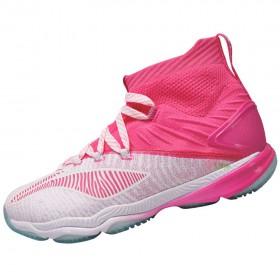 【LI-NING】Ranger3.0-3粉白 全新襪套設計超強包覆比賽級羽球鞋女款