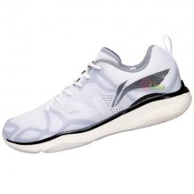 【LI-NING】鶻鷹-2白 輕量頂級專業比賽級羽球鞋男款