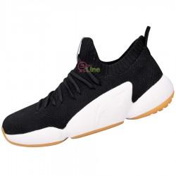【LI-NING】NEXT LIFE-1黑 全新襪套設計絕佳包覆訓練級羽球鞋男款