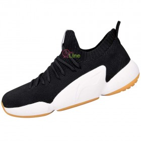 【LI-NING】NEXT LIFE-2黑 全新襪套設計絕佳包覆訓練級羽球鞋男款