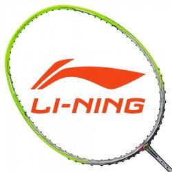 【LI-NING】風刃300C綠 3U犀利攻擊G6細握把力量型羽球拍