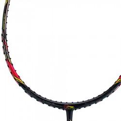 【LI-NING】Aeronaut 7000C黑紅 3U力量型羽球拍