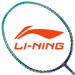 【LI-NING】能量Turbo Charging70C藍 原N7II力量型羽球拍